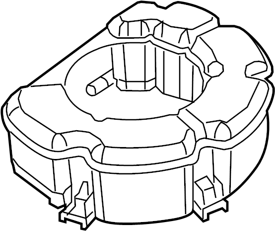 2010 volkswagen jetta evapcanist  vapor canister  26mm